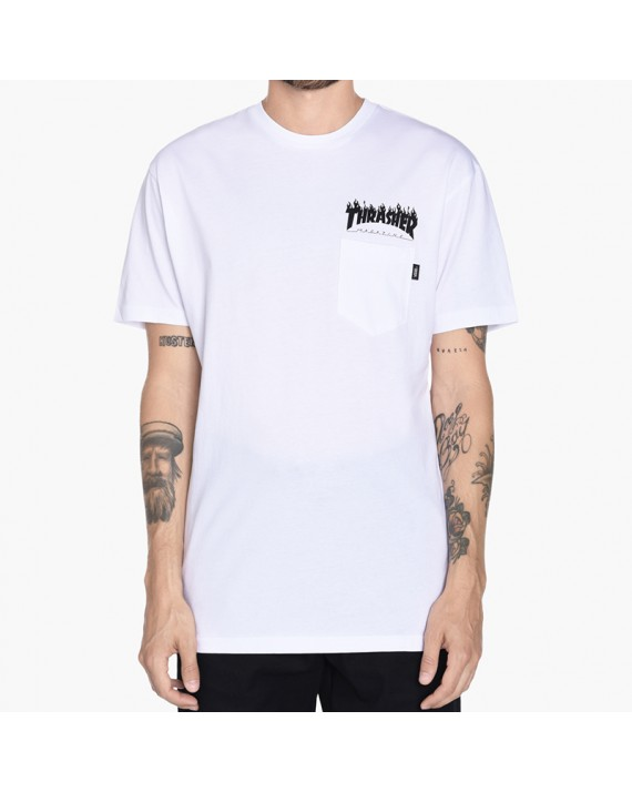 vans x thrasher tee Shop Clothing & Shoes Online