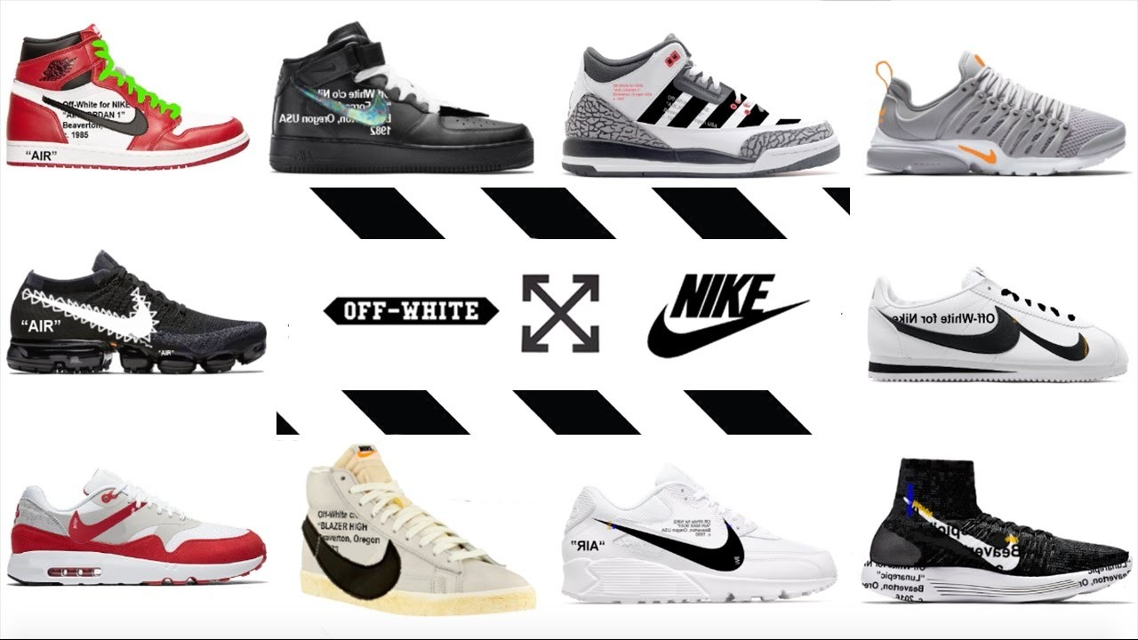 NIKE X OFF WHITE negozi a Londra | SHOPenauer
